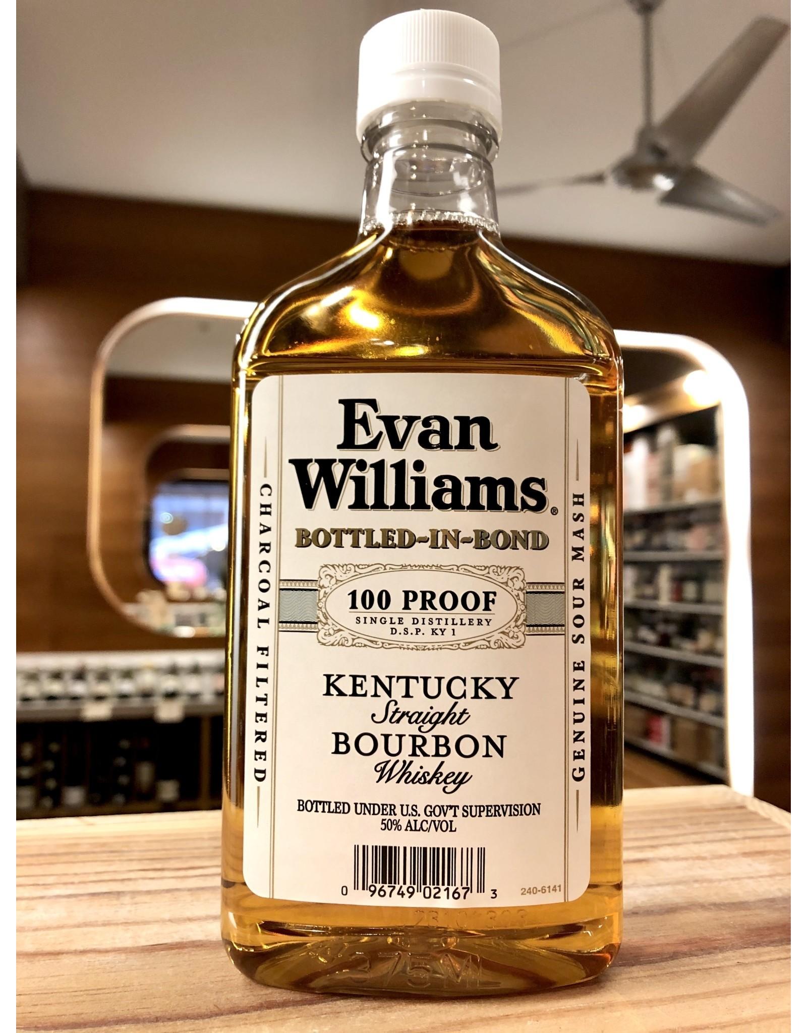 Evan Williams 100 Proof Bourbon - 375 ML