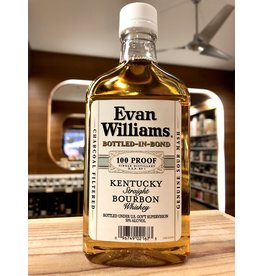 Evan Williams 100 Proof Bourbon - 375 ML