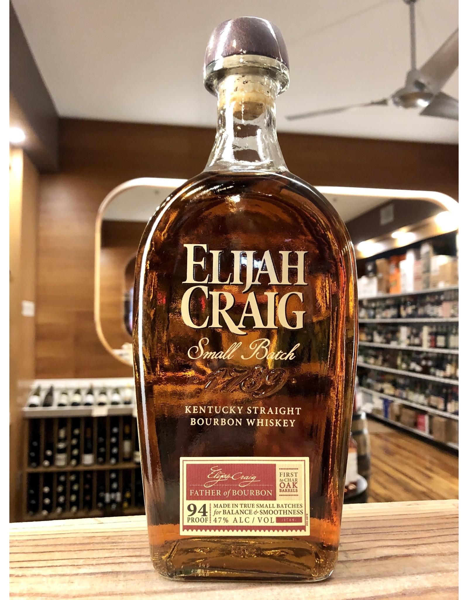 Elijah Craig Small Batch - 750 ML
