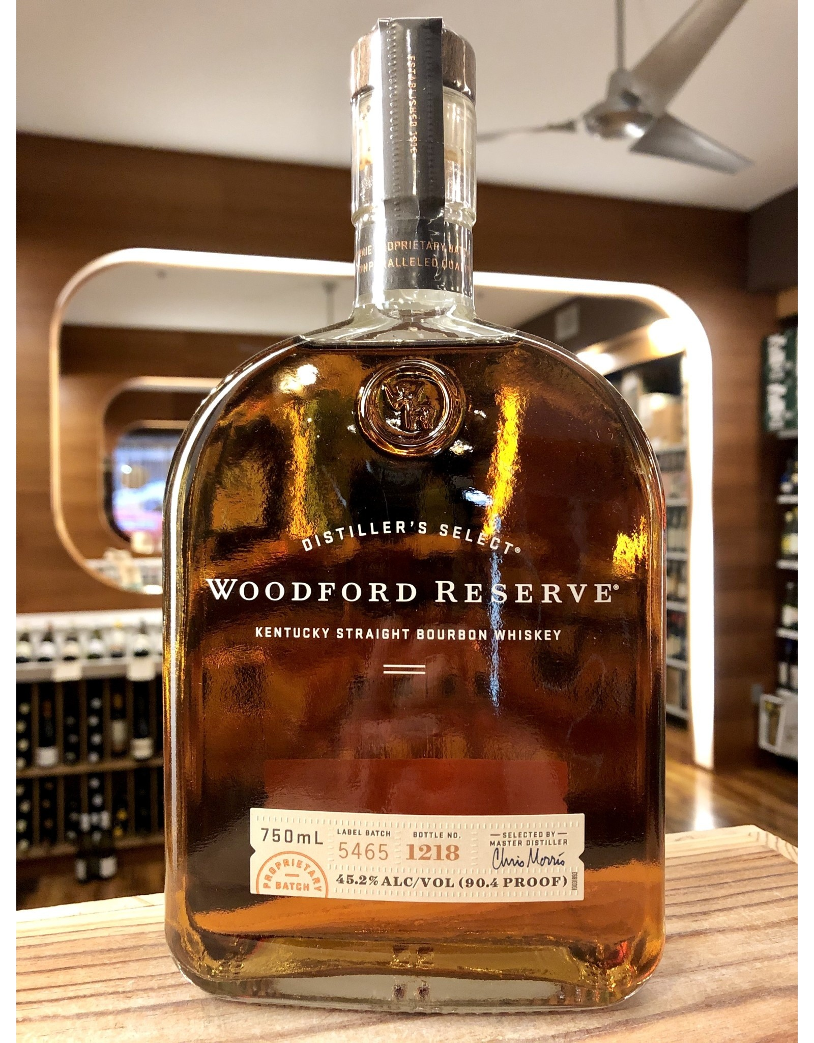 Woodford Reserve Bourbon - 750 ML