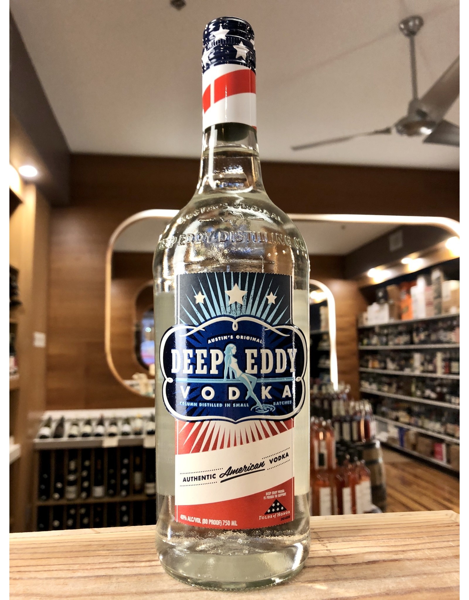 Deep Eddy Vodka  - 750 ML