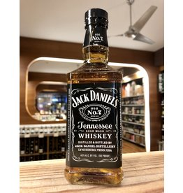 Jack Daniels Black Glass  - 375 ML