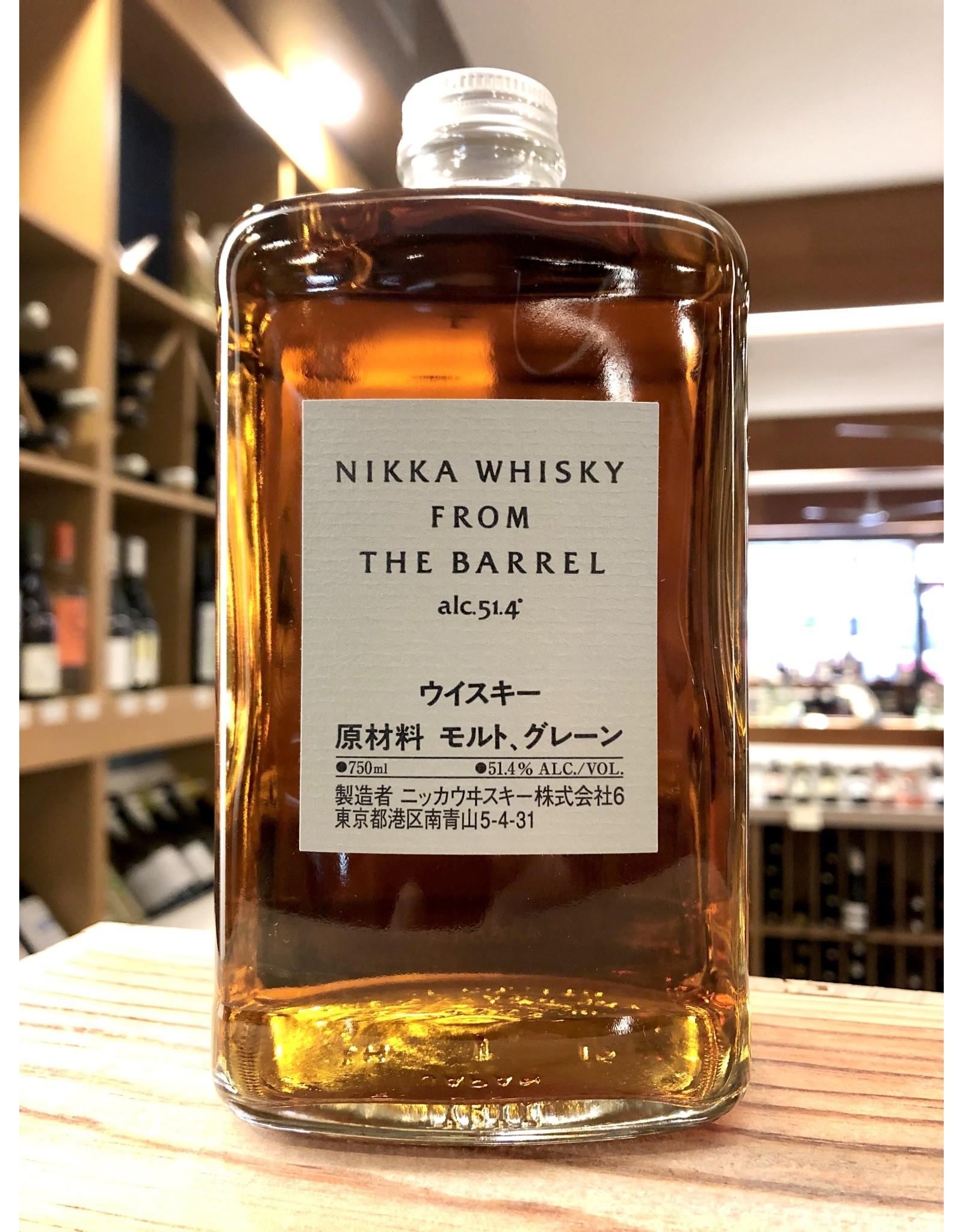 Nikka Whisky From The Barrel - 750 ML