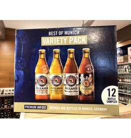 Paulaner Best of Munich Variety Pack - 12x11.2 oz.