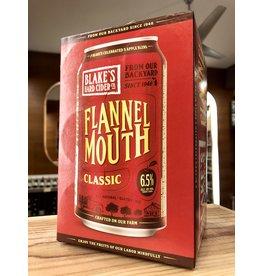 Blake's Flannel Mouth Cider