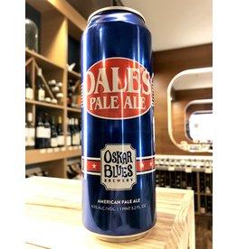 Oskar Blues Dale's Pale Ale - 19.2 oz.
