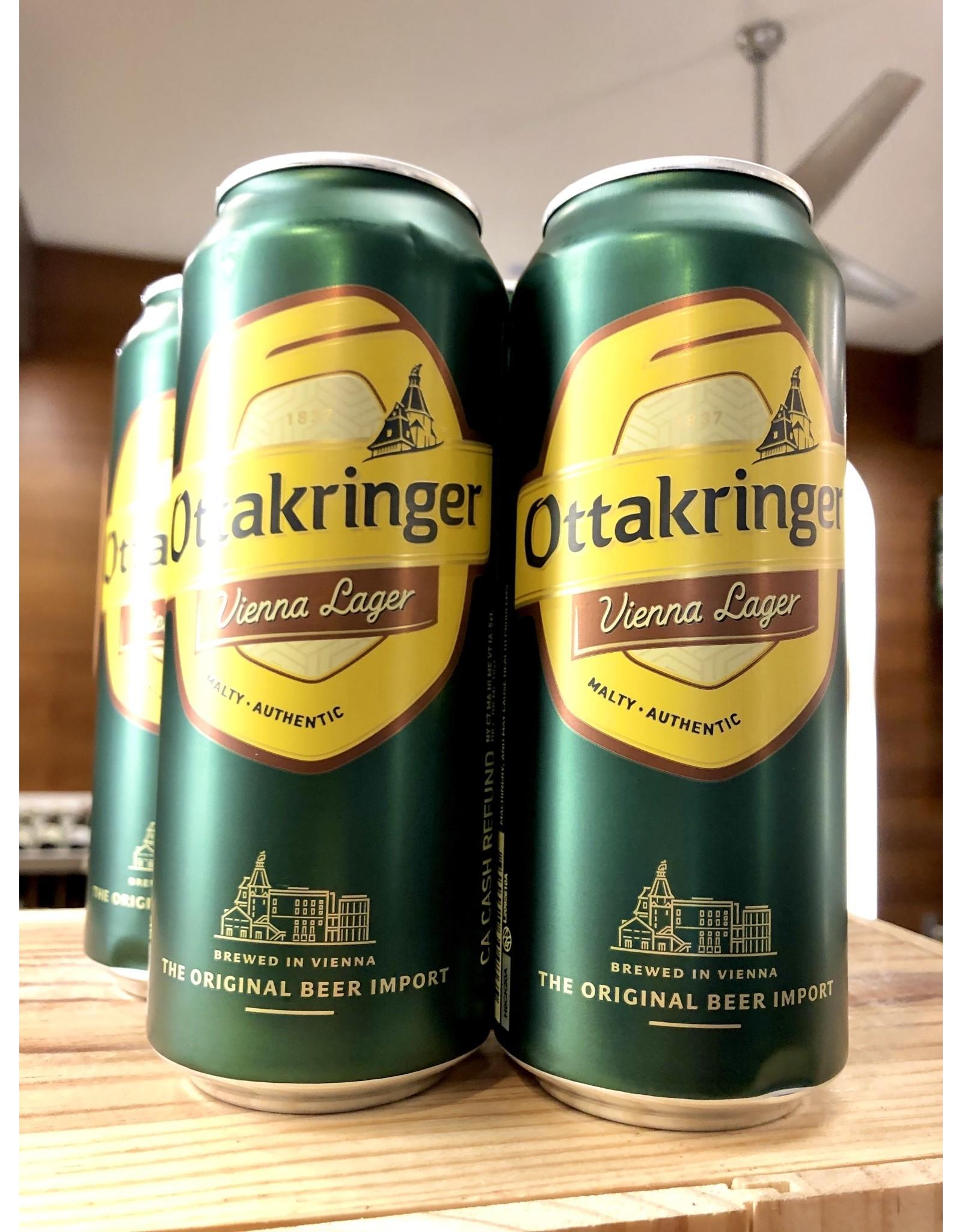 Ottakringer Vienna Lager - 4x16 oz.