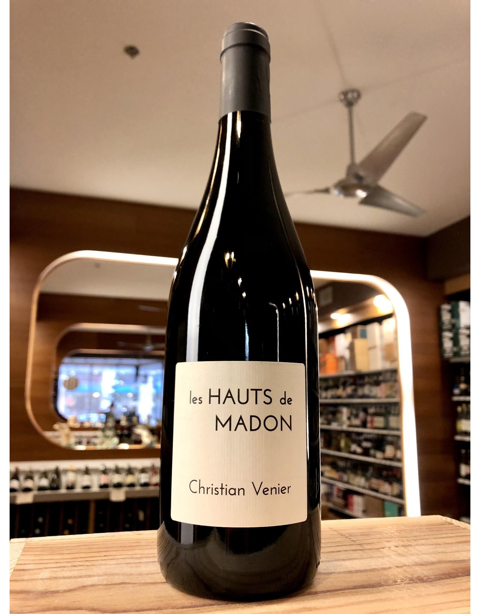 Christian Venier Les Hauts de Madon - 750 ML
