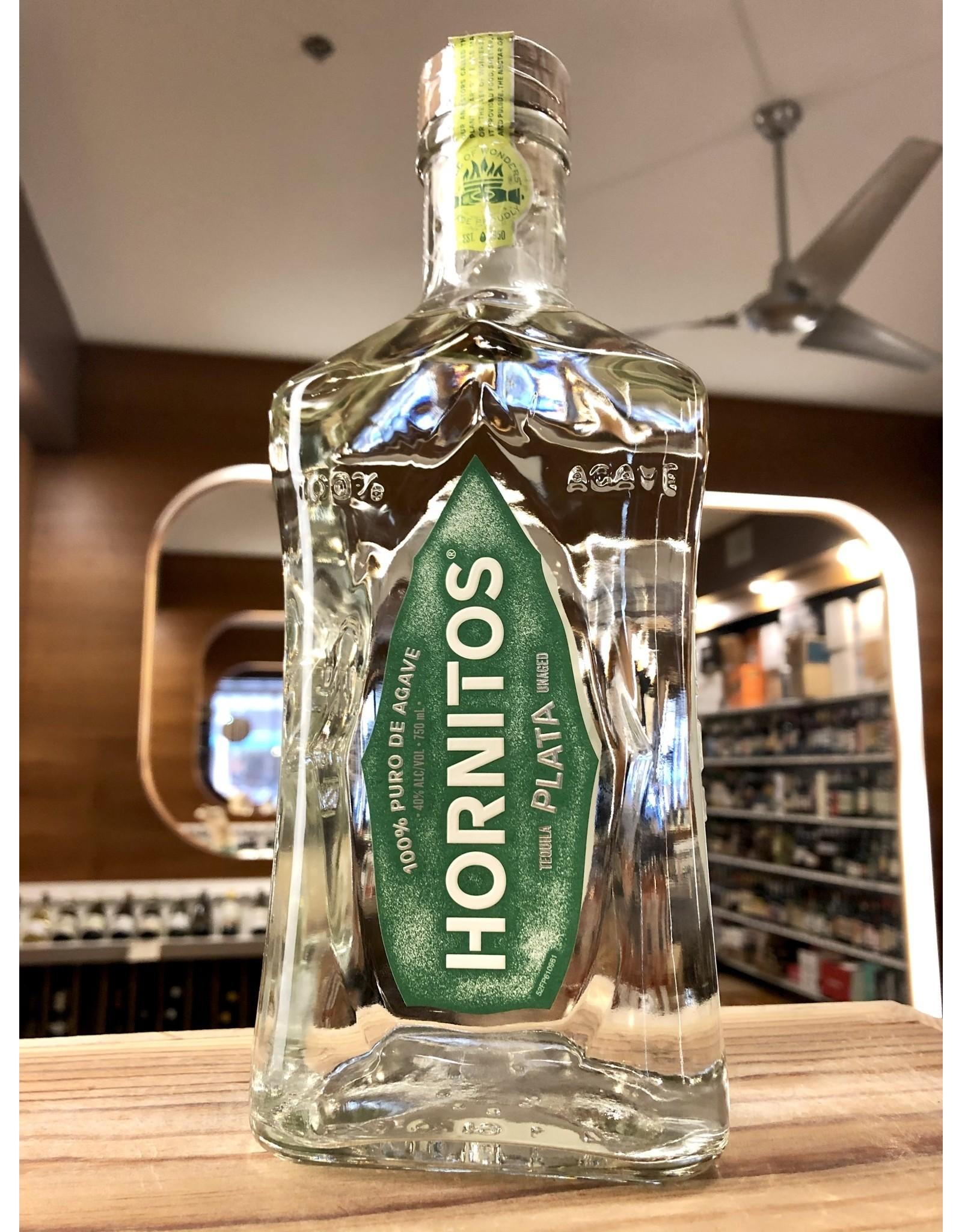 Hornitos Plata Tequila - 750 ML