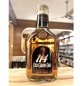 Old Grand Dad 114 Proof Bourbon - 750 ML