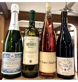 Thanksgiving Wine Pack #1 - The Greatest Hits