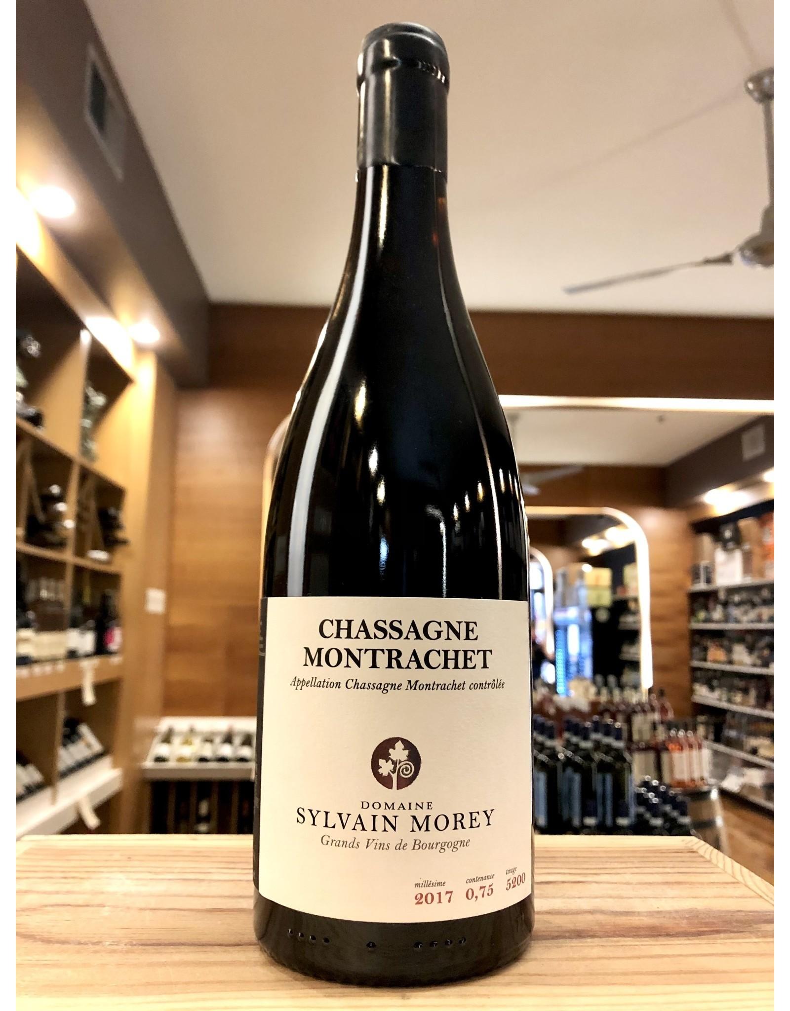 Sylvain Morey Chassagne Montrachet Rouge - 750 ML