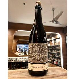 Potter's Farmhouse Dry Cider - 750 ML