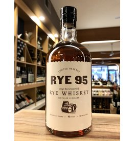 Knox Whiskey Works Rye 95 - 750 ML
