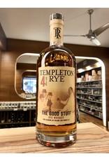 Templeton 4 Year Rye - 1 Liter