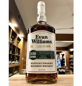 Evan Williams 100 Proof Bourbon - 1.75 Liter