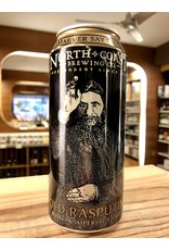 North Coast Old Rasputin Can - 16 oz.