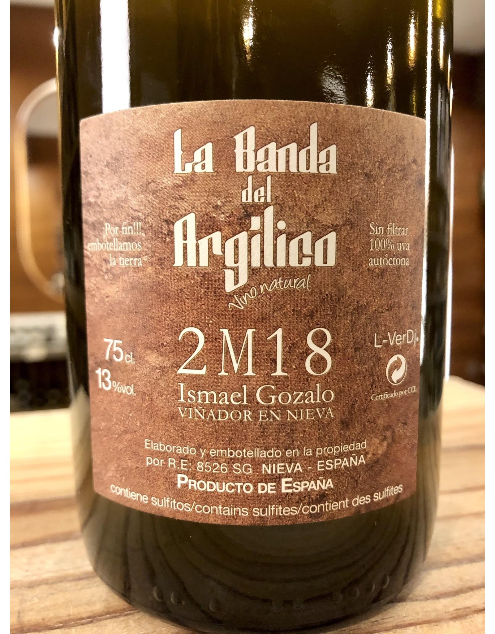 Ismael Gozalo La Banda del Argilico Verdejo - 750 ML