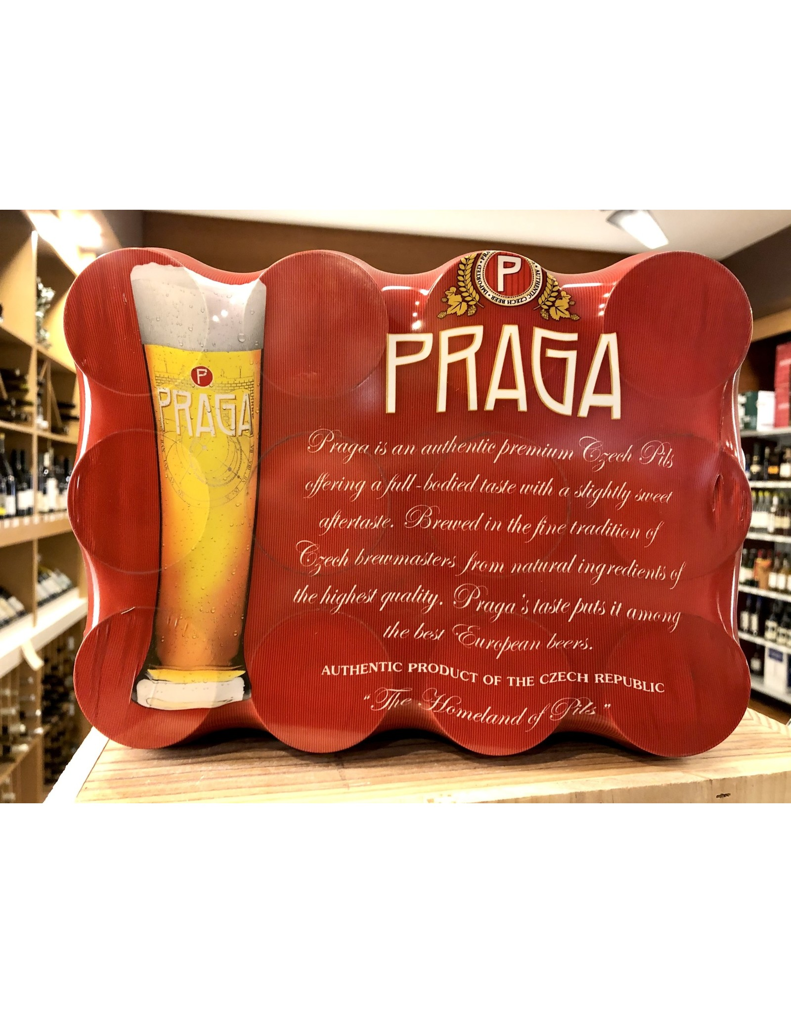 Praga Czech Pilsner - 12x16 oz.