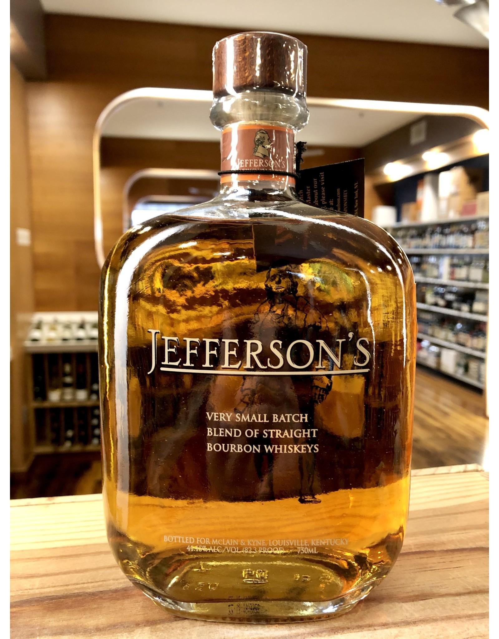 Jeffersons Small Batch Bourbon - 750 ML