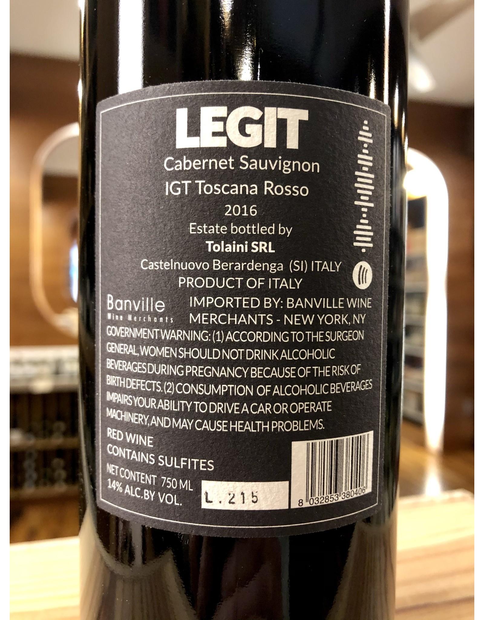 Tolaini Legit Cabernet Sauvignon - 750 ML