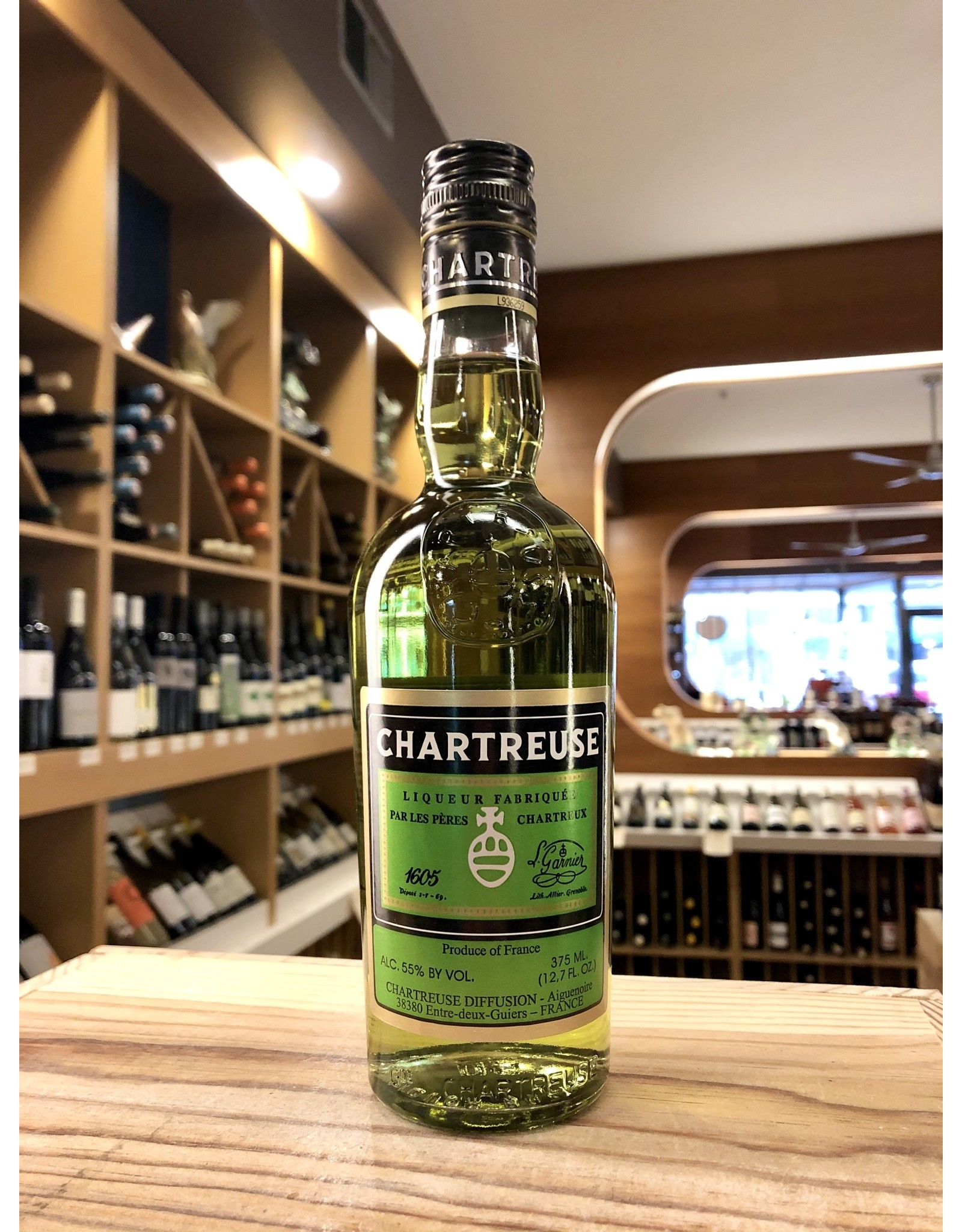Chartreuse Green - 375 ML