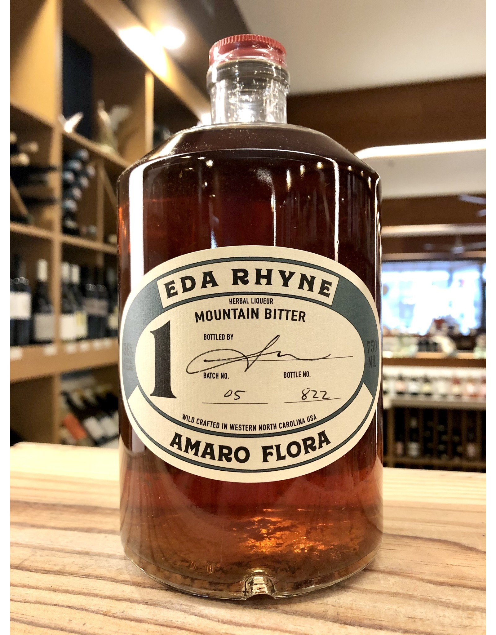 Eda Rhyne Amaro Flora - 750 ML