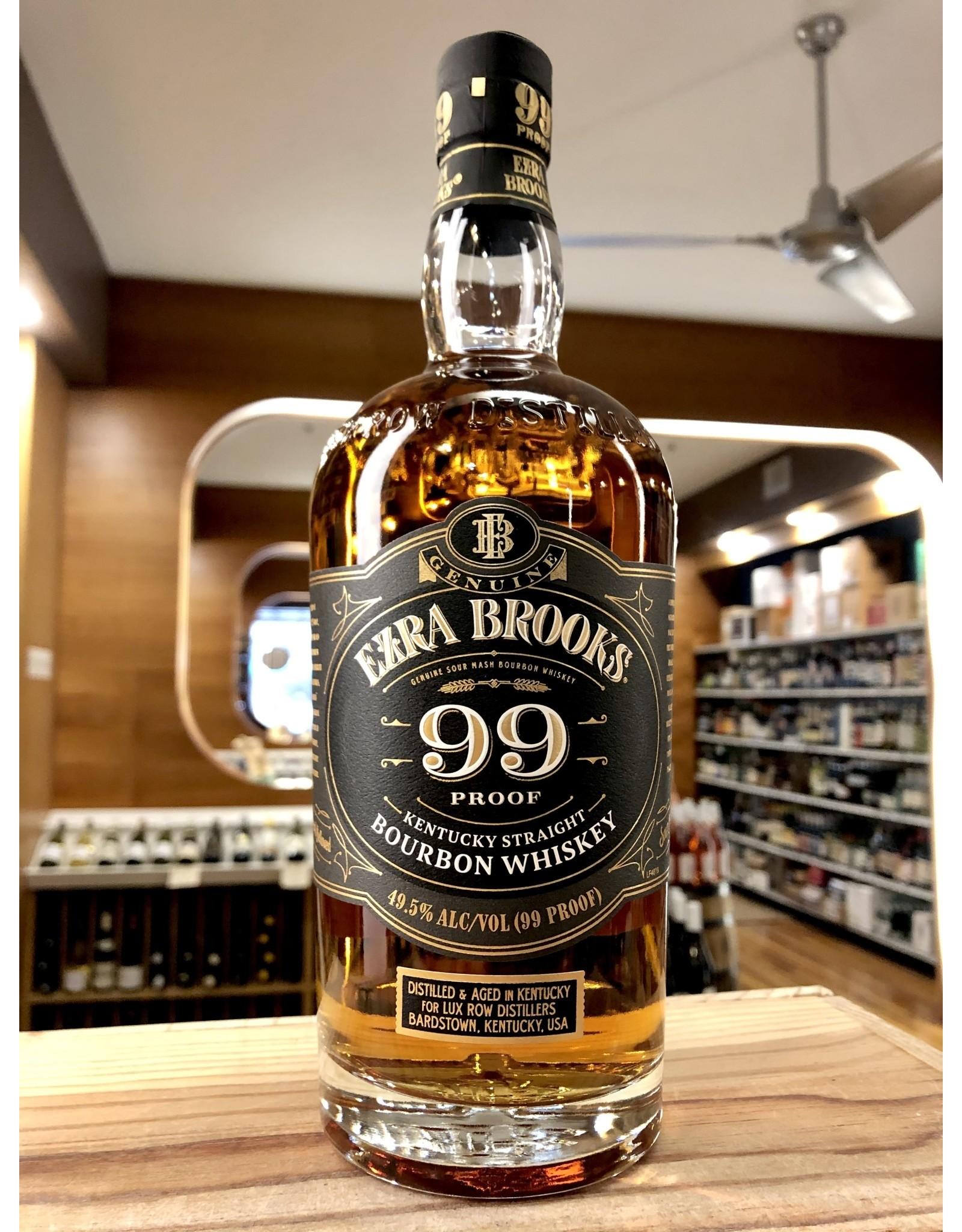 Ezra Brooks 99 Proof Bourbon - 750 ML