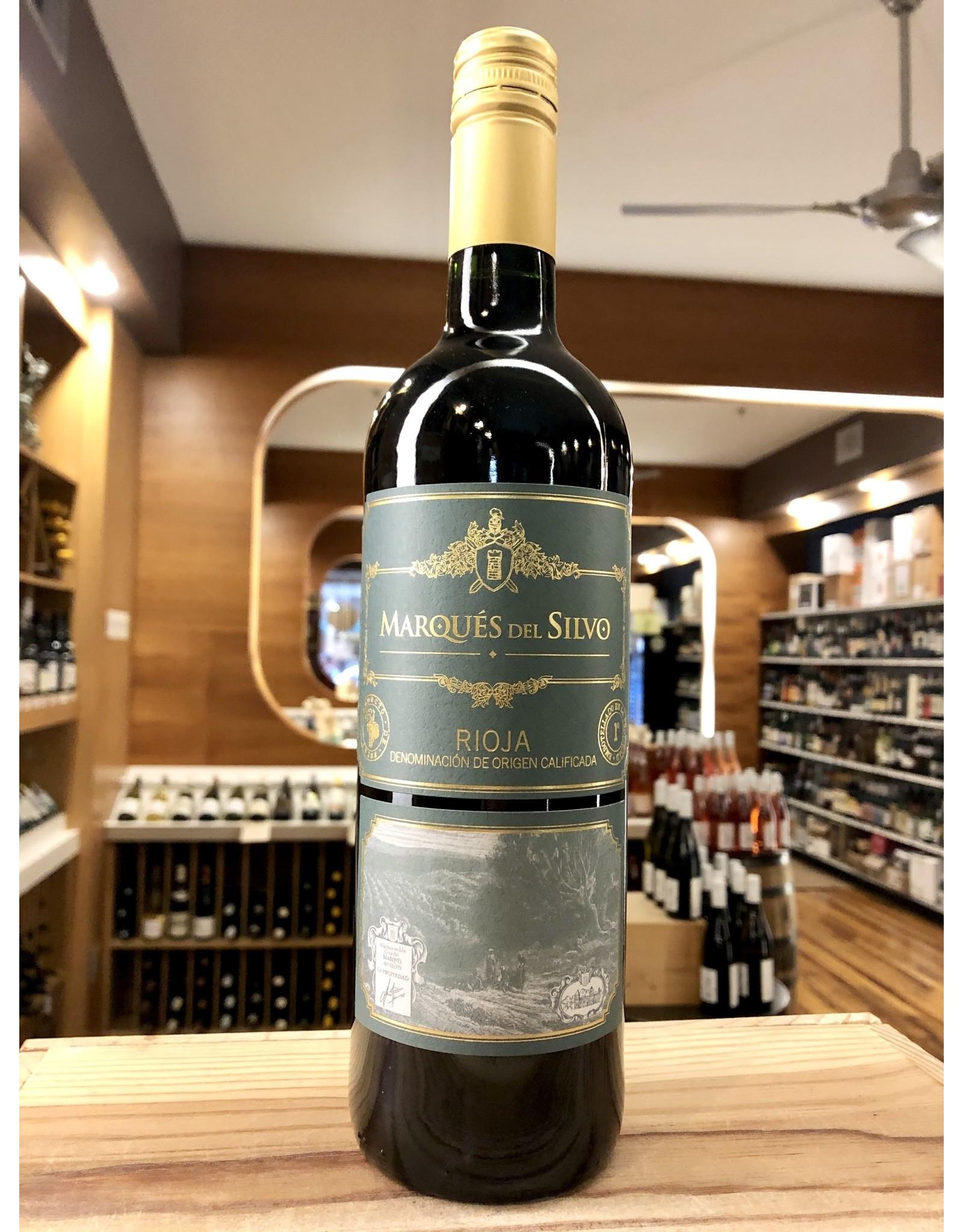 Marques del Silvo Rioja - 750 ML