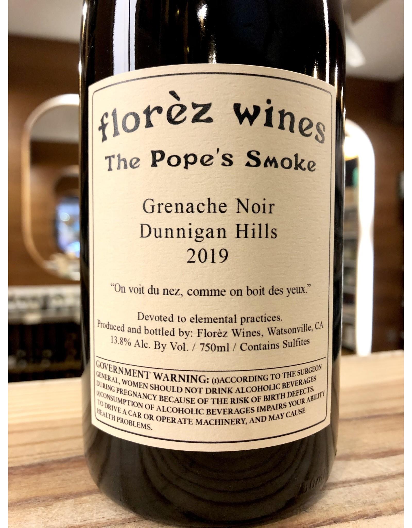Florez The Pope's Smoke Grenache Noir - 750 ML