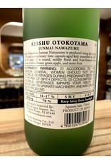 Sesshu Otokoyama Junmai Namazume Sake - 720 ML