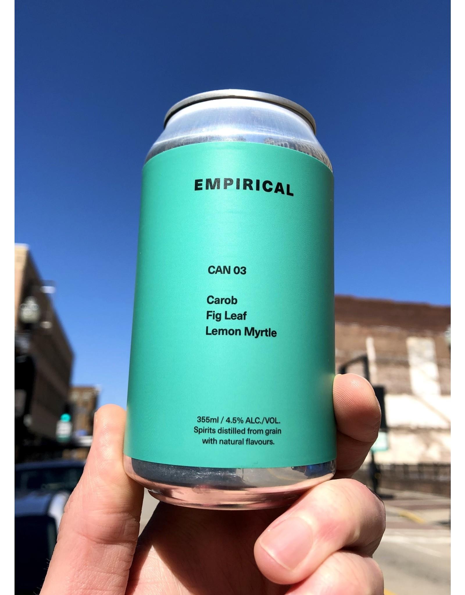 Empirical Cocktail Can #3 - 335 ML