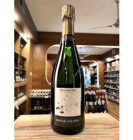 Roger Coulon Blanc de Noirs 2012 Champagne - 750 ML