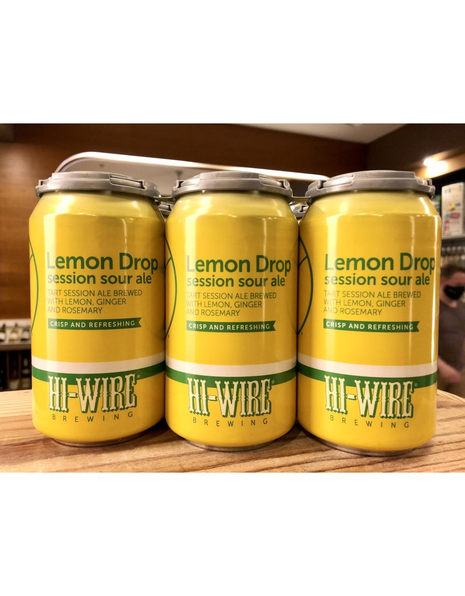 Hi Wire Lemon Drop Sour Ale - 6x12 oz.