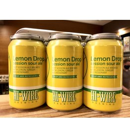 Hi Wire Lemon Drop Sour Ale - 6x12 oz.