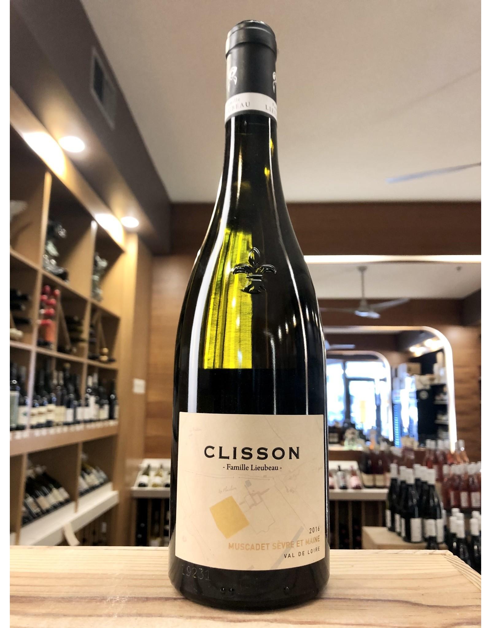 Lieubeau Muscadet Cru Clisson 2016 - 750 ML