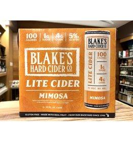 Blake's Mimosa Lite Cider - 6x12 oz.