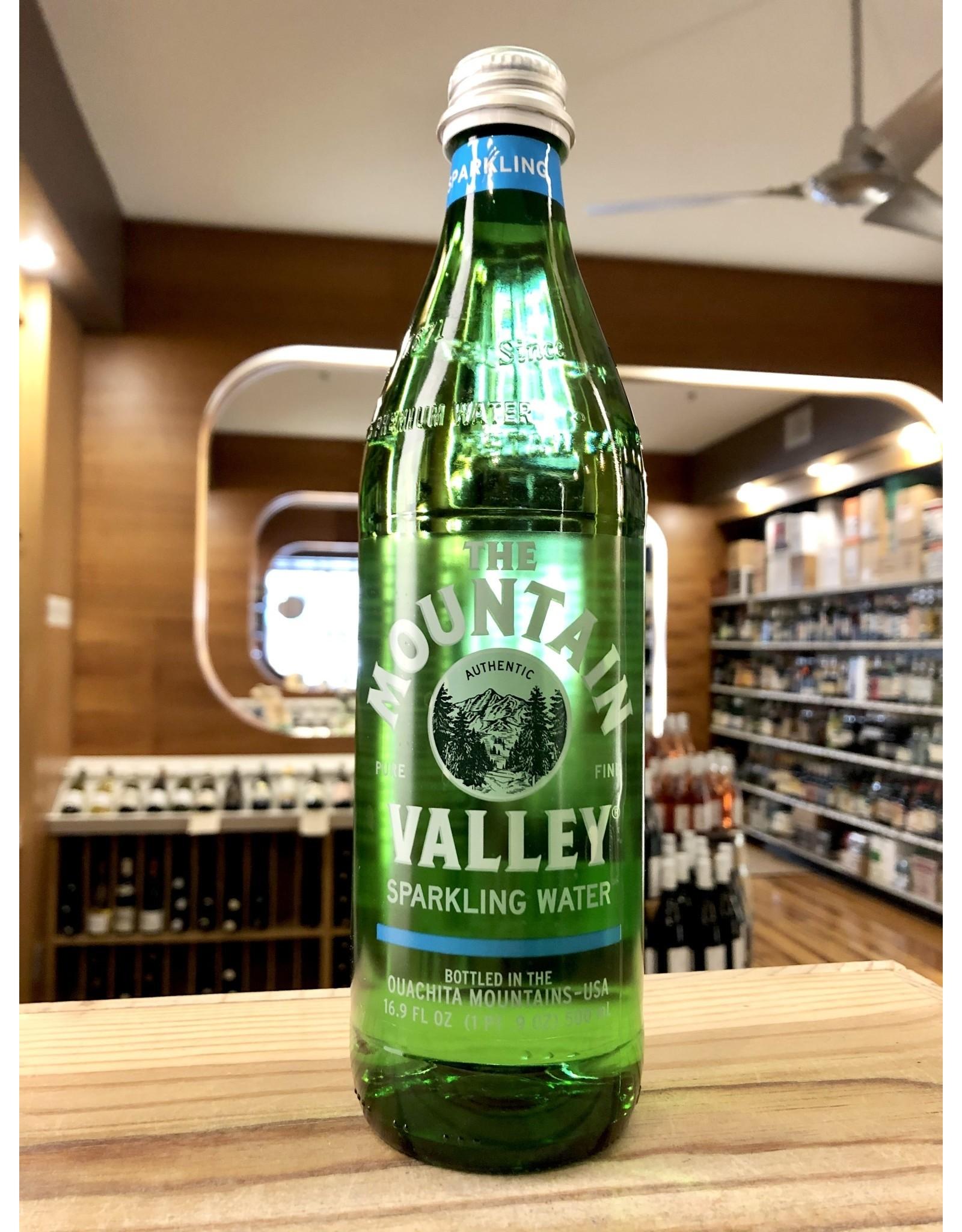 Mountain Valley Sparkling Spring Water - 500 ML