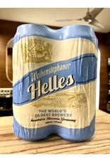 Weihenstephaner Helles Lager - 4x16 oz.