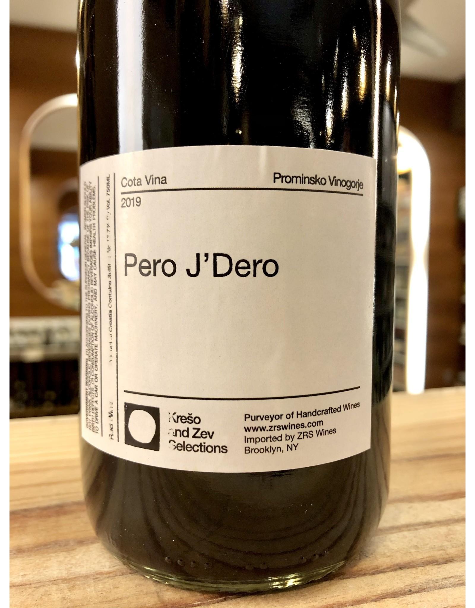 Cota Vina Pero J'Dero Merlot Blend - 750 ML
