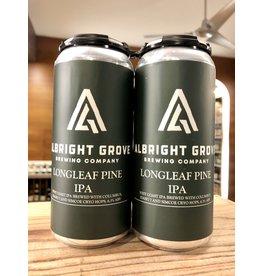 Albright Grove Longleaf Pine IPA - 4x16 oz.