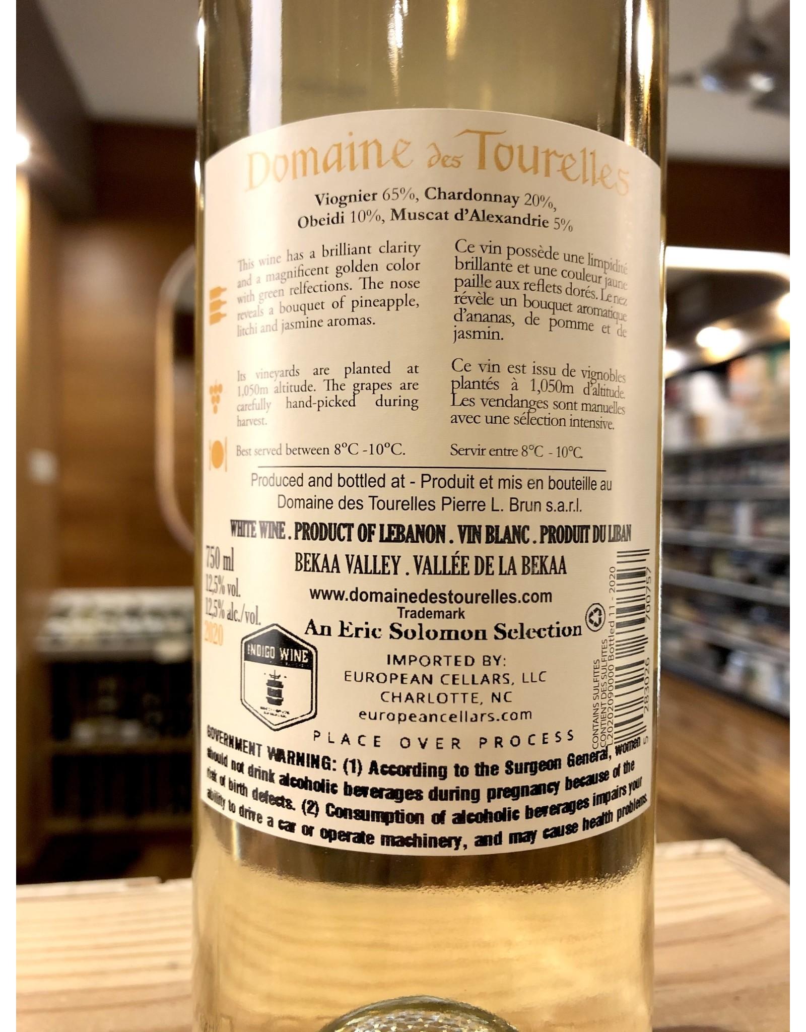Domaine des Tourelles Blanc - 750 ML