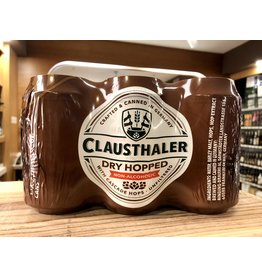 Clausthaler Dry Hopped Non-Alcoholic Beer - 6x11.2 oz.