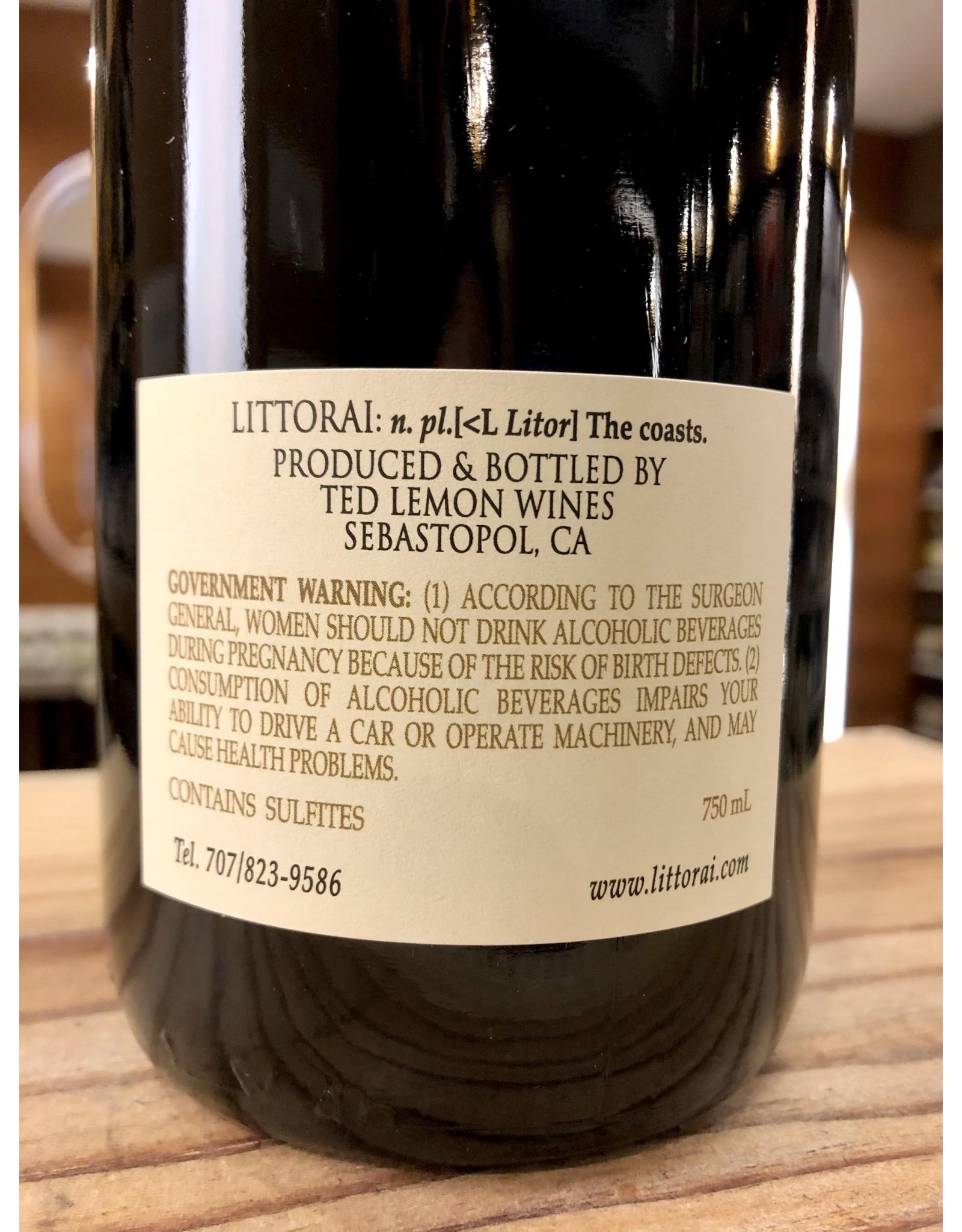Littorai Savoy Vineyard Pinot Noir - 750 ML