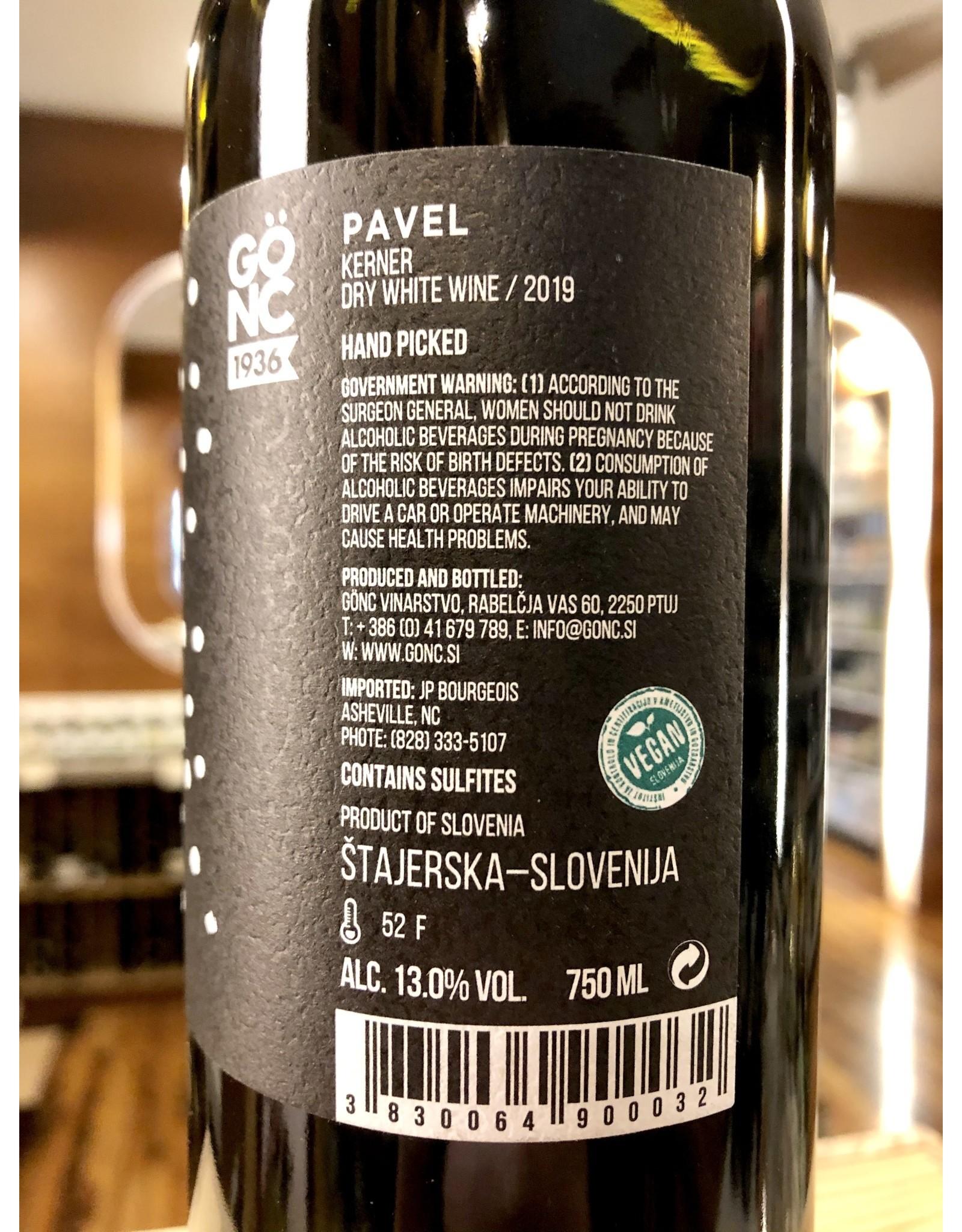 Gonc Pavel Kerner - 750 ML