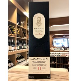 Lagavulin Guinness Offerman Edition 11 Year Whisky - 750 ML