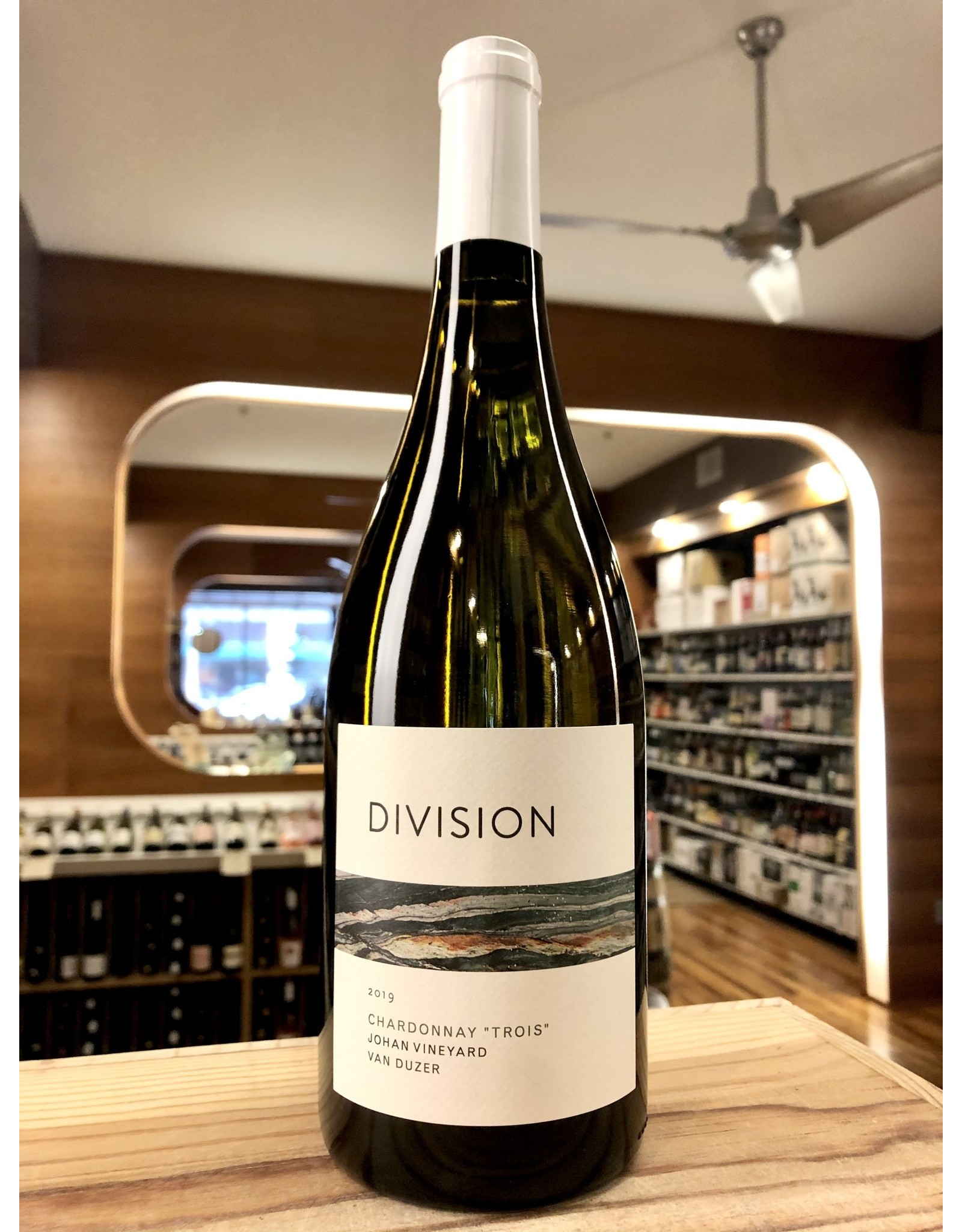 Division Chardonnay Trois - 750 ML
