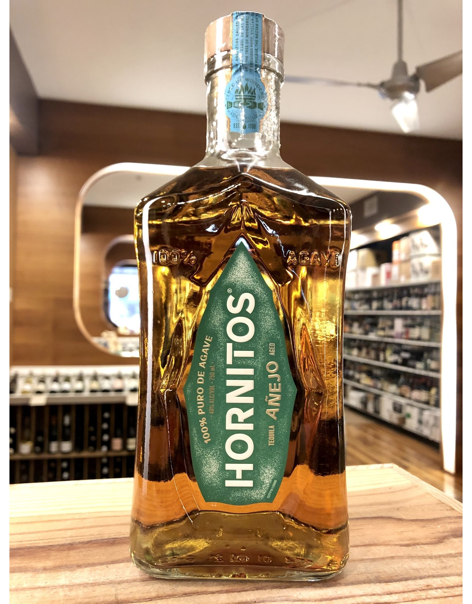 Hornitos Anejo Tequila - 750 ML
