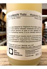 Miyakobijin Shuzo Yoigokochi Yuzu Sake - 720 ML