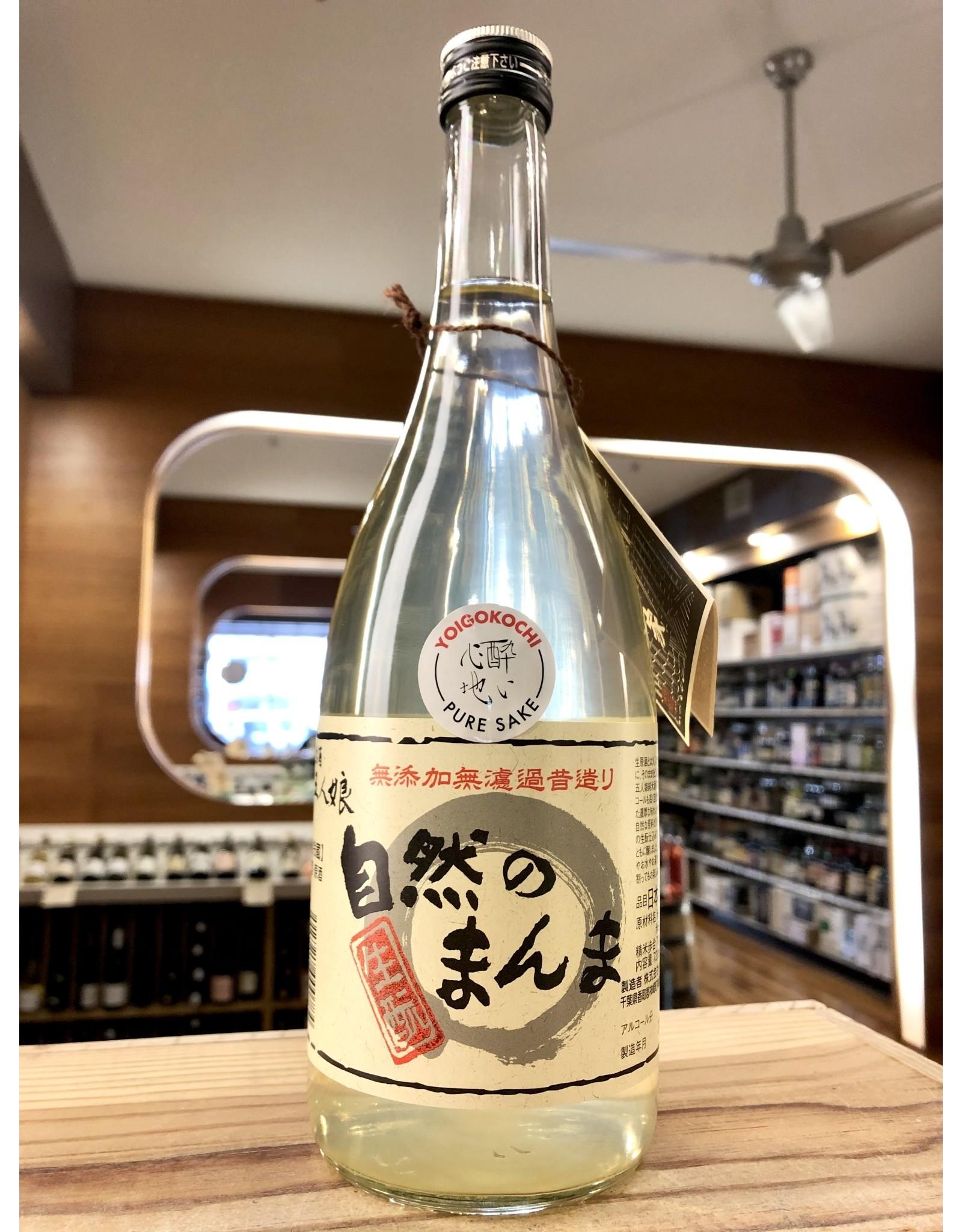 Terada Honke Shizen no Manma Sake - 720 ML
